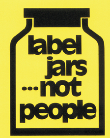 Label Jars...not peple