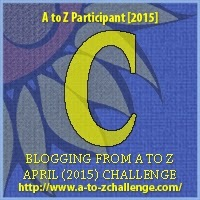 C - A to Z Blogging Challenge - The Road We've Shared